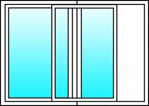 Sdider Window