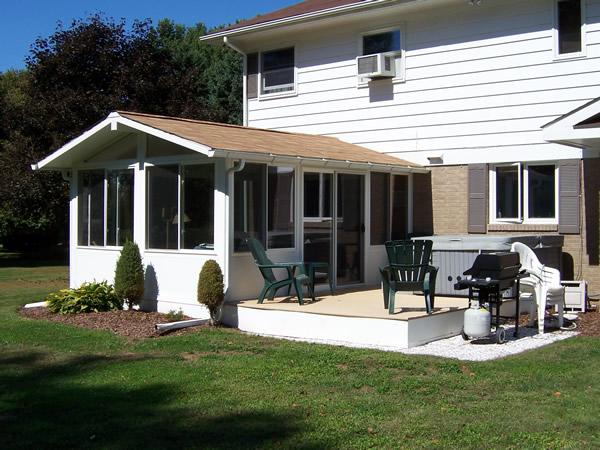 Sunrooms Erie Pa Sunroom Installation Seaway Window